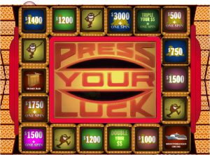 press-your-luck