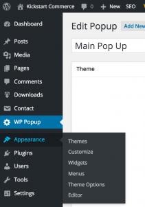 WP Theme Editor