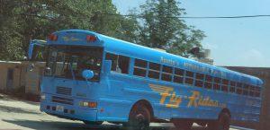Austin's Affordable Party Bus