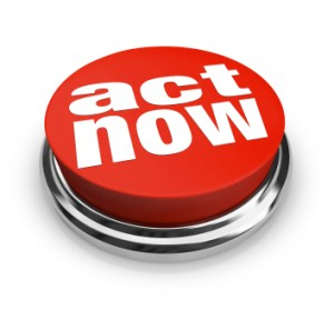 practical search engine optimization step #5: clear call-to-action on web pages.