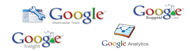 Google's free SEO tools help websites increase traffic and search engine rankings.