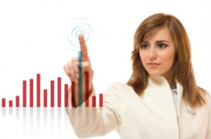Increase content marketing frequency to increase website traffic