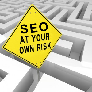 Do-It-Yourself SEO Risks