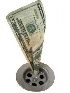 Losing domain names and wasting money