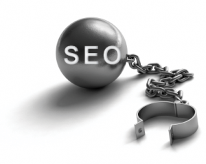 Soley depending on SEO and search engines