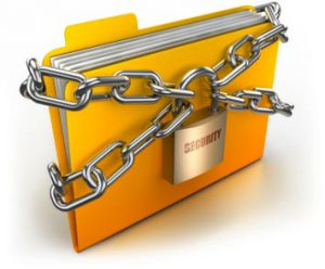 Protect and secure account information for domain names.