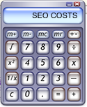 SEO services cost calculator