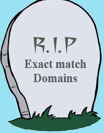 ranking exact match domains