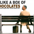 Expired domain names are like a box of chocolates...