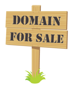 How to buy a domain name for sale