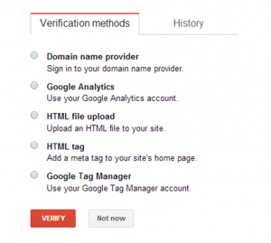 SEOing with Multiple Google Webmaster Tools Accounts