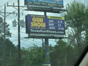 Texas Gun Shows
