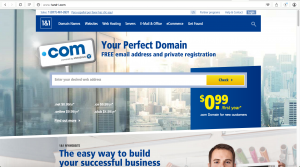 1and1.com domain names