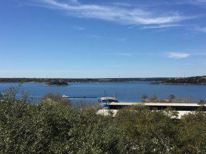 Lake Travis Volente View