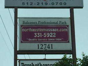 North Austin Massage