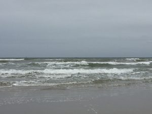The Gulf at Port Aransas