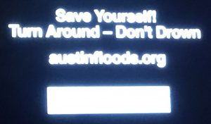 Austin - Save Yourself! - Turn Around Don't Drown