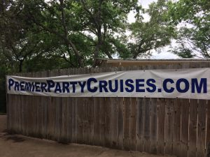 Austin's best party boat rentals