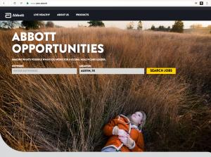 jobs.abbott dot brand domain