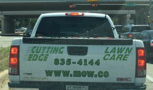 Cutting Edge Lawn Care - Mow.co