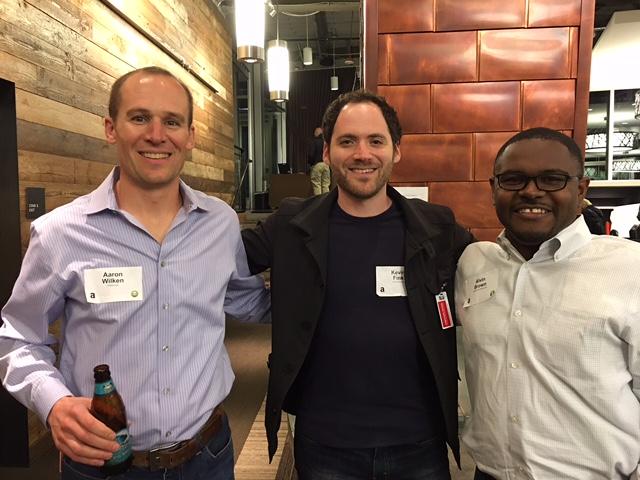 DNSeattle 2017 - Aaron Wilken, Kevin Fink, Alvin Brown