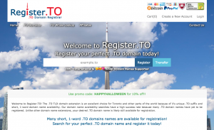 Register.to Domain Names