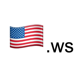 United States of America Flag Domain
