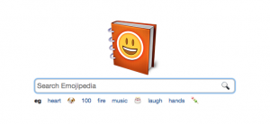 Emojipedia.org Search Engine Website