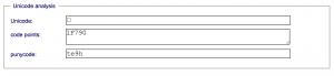 xn--domain.net IDN conversion tool