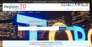 Register.To Slashes Premium Domain Prices
