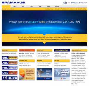 The Spamhaus Project