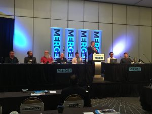 MERGE! Panelists - CEOs Discuss the Future of the Industry
