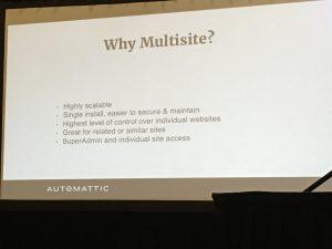 WordPress Why Multisite