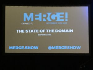 MERGE 2018! - The State of the Domain