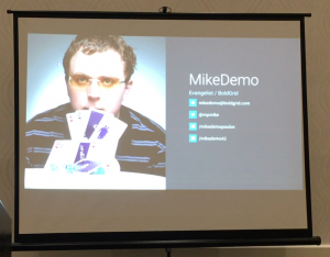 Mike Demo - Two Roads in a Software Forest