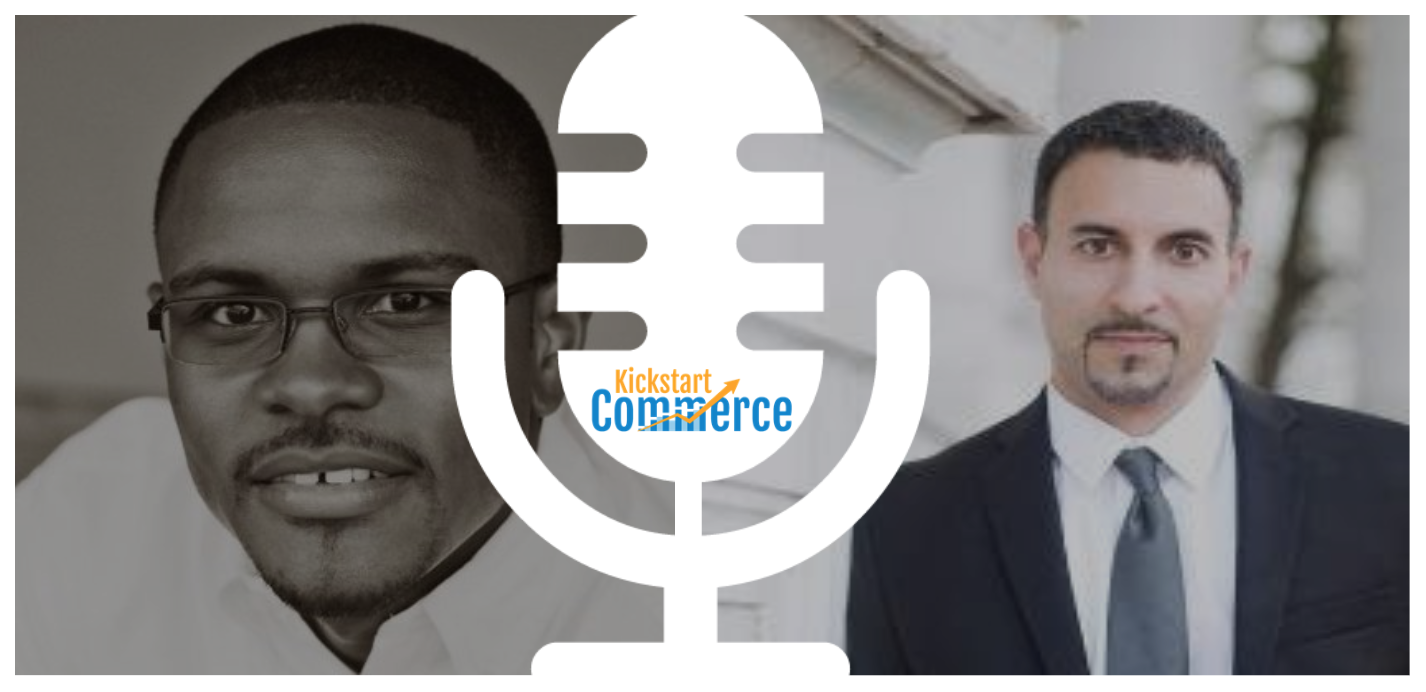 Kickstart Commerce Interviews Payman Taei from Visme.co