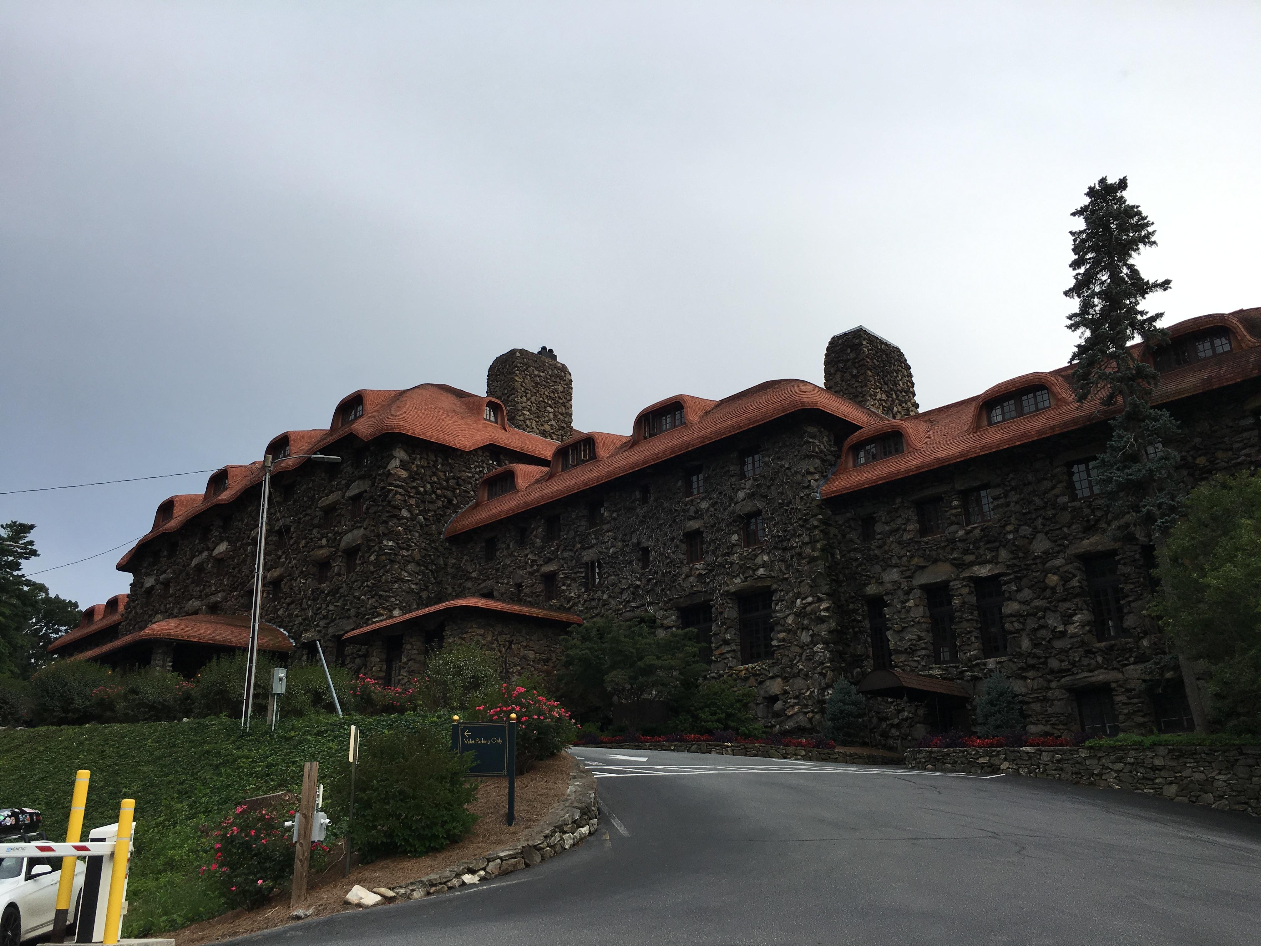 Grove Park Inn - Asheville, NC Domain Investor Meetup