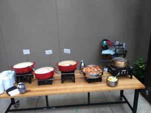 More Dining Stations - Grove Park Inn - Asheville, NC Domain Investor Meetup
