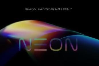 Samsung's NEON.life
