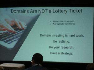 Domains are NOT a Lottery Ticket - Ryan McKegney - NamesCon 2020 | Austin, Texas