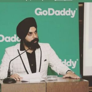 Harman Singh — a part-time domain investor and serial entrepreneur based in India