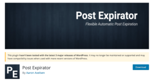 Greater Expiratory Functionality using Post Expirator