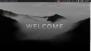 TypeInTracker.com Landing Page